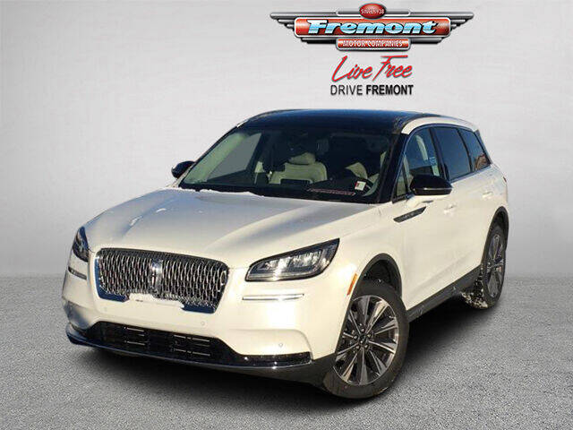 2021 Lincoln Corsair for sale at Rocky Mountain Commercial Trucks in Casper WY