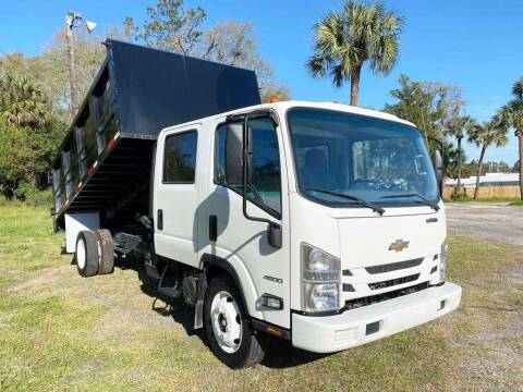 2020 Chevrolet W4500 for sale at Scruggs Motor Company LLC in Palatka FL
