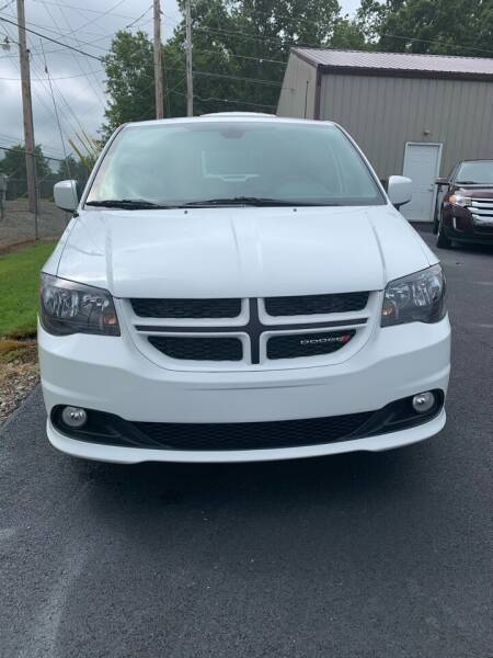 2019 Dodge Grand Caravan for sale at RHK Motors LLC in West Union OH