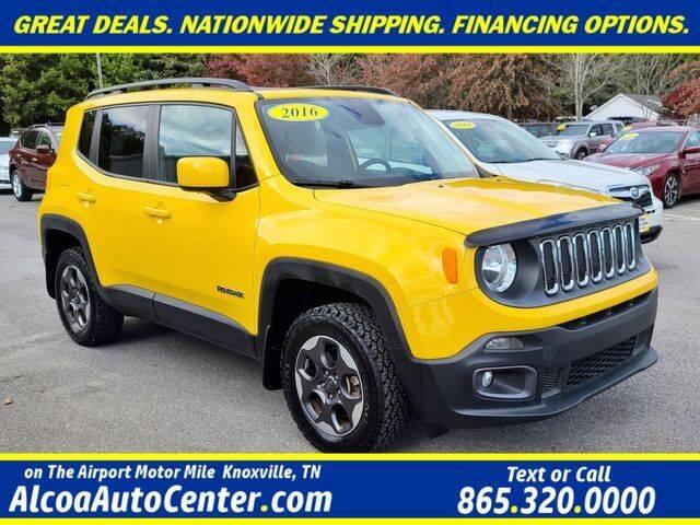 2016 Jeep Renegade for sale in Louisville, TN