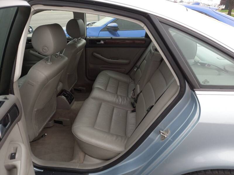 2004 Audi A6 for sale at Marvelous Motors in Garden City ID
