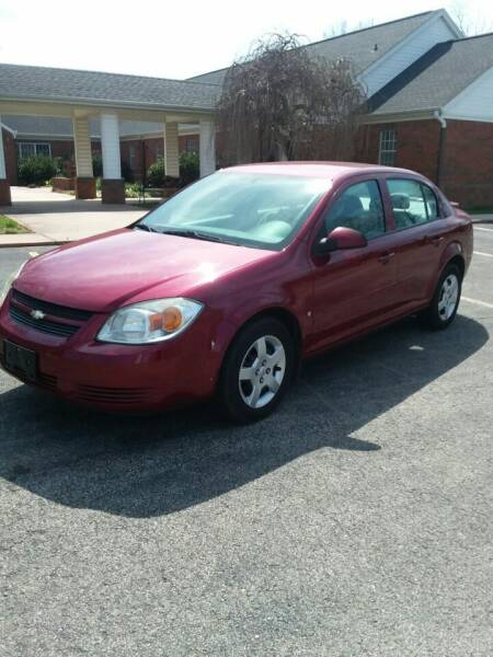 2008 Chevrolet Cobalt for sale at DALE GREEN MOTORS in Mountain Home AR