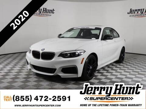 2020 BMW 2 Series for sale at Jerry Hunt Supercenter in Lexington NC