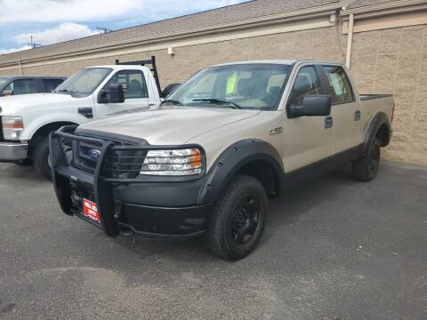 2008 Ford F-150 for sale at Will Deal Auto & Rv Sales in Great Falls MT