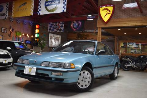 1991 Acura Integra for sale at Chicago Cars US in Summit IL