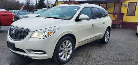 2013 Buick Enclave for sale at AUTO NETWORK LLC in Petersburg VA