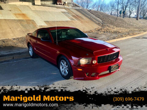 2008 Ford Mustang for sale at Marigold Motors, LLC in Pekin IL