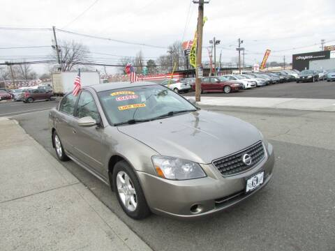 2005 Nissan Altima for sale at K & S Motors Corp in Linden NJ