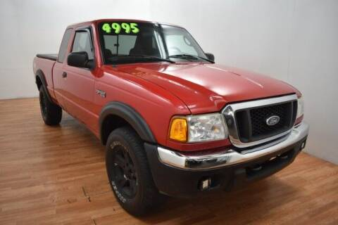2004 Ford Ranger for sale at Paris Motors Inc in Grand Rapids MI
