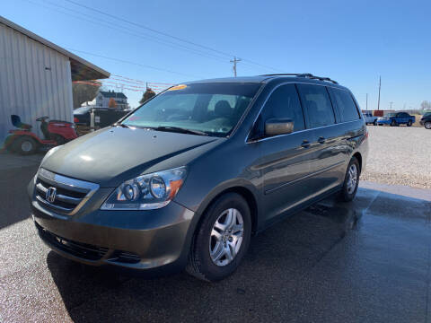 2007 Honda Odyssey for sale at Family Car Farm in Princeton IN
