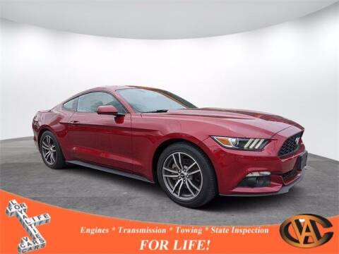 2017 Ford Mustang for sale at VA Cars Inc in Richmond VA