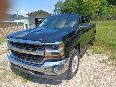 2017 Chevrolet Silverado 1500 for sale at W V Auto & Powersports Sales in Charleston WV