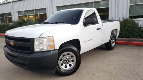 2011 Chevrolet Silverado 1500 for sale at Houston Auto Preowned in Houston TX