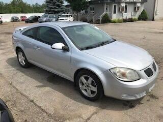 2009 Pontiac G5 for sale at WELLER BUDGET LOT in Grand Rapids MI