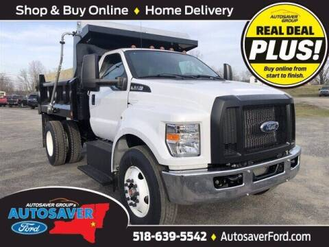 2021 Ford F-650 Super Duty for sale at Autosaver Ford in Comstock NY
