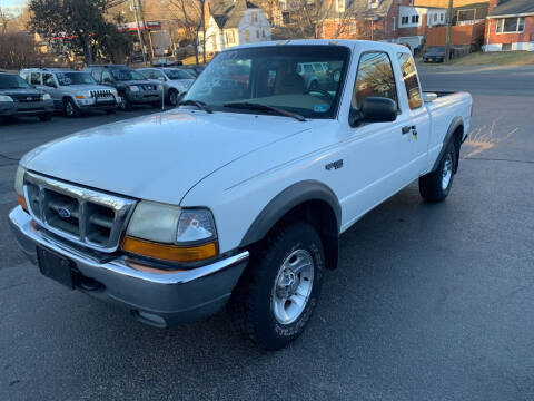 2000 Ford Ranger for sale at KP'S Cars in Staunton VA