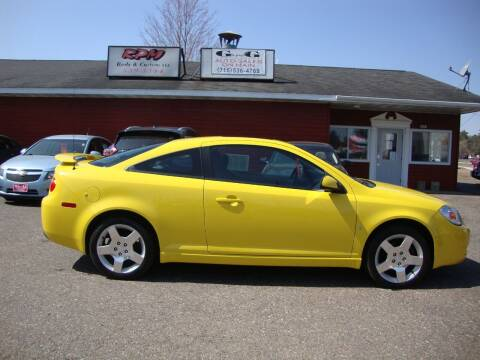 2008 Chevrolet Cobalt for sale at G and G AUTO SALES in Merrill WI