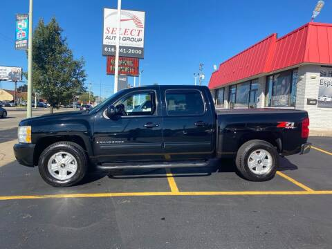 2009 Chevrolet Silverado 1500 for sale at Select Auto Group in Wyoming MI