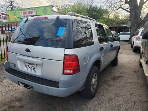 2002 Ford Explorer for sale at C.J. AUTO SALES llc. in San Antonio TX