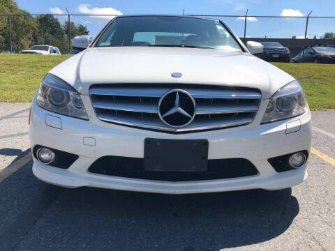 2009 Mercedes-Benz C-Class for sale at Welcome Motors LLC in Haverhill MA