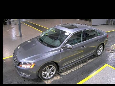 2015 Volkswagen Passat for sale at Imotobank in Walpole MA