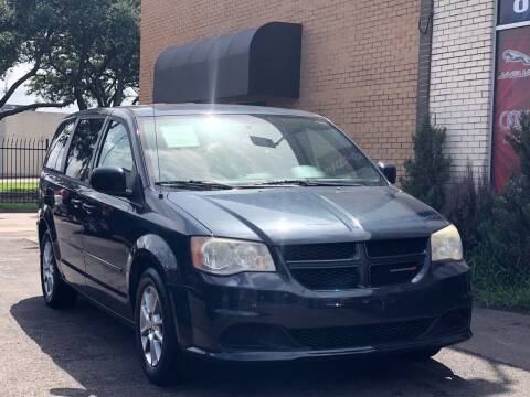 2013 Dodge Grand Caravan for sale at Auto Imports in Houston TX