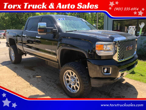 2015 GMC Sierra 2500HD for sale at Torx Truck & Auto Sales in Eads TN