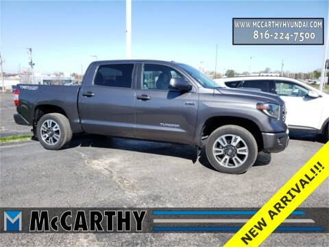 2019 Toyota Tundra for sale at Mr. KC Cars - McCarthy Hyundai in Blue Springs MO