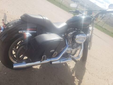 2006 Harley-Davidson xl for sale at Geareys Auto Sales of Sioux Falls, LLC in Sioux Falls SD