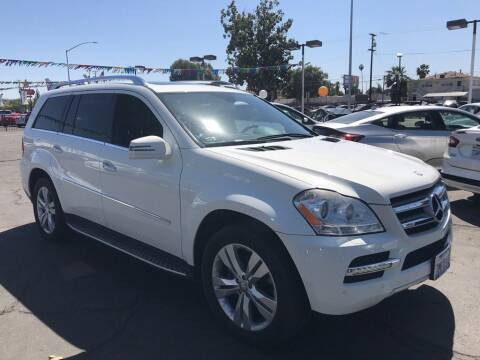 2012 Mercedes-Benz GL-Class for sale at CENTURY MOTORS in Fresno CA