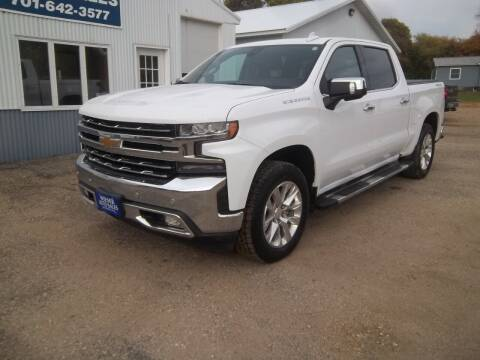 2019 Chevrolet Silverado 1500 for sale at Wieser Auto INC in Wahpeton ND