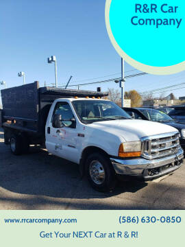 2000 Ford F-350 Super Duty for sale at R&R Car Company in Mount Clemens MI
