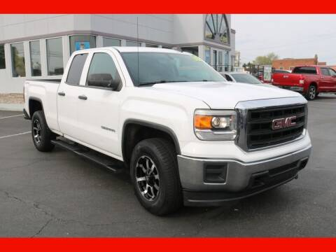 2015 GMC Sierra 1500 for sale at AUTO POINT USED CARS in Rosedale MD