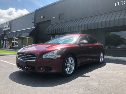 2011 Nissan Maxima for sale at Motor Trendz Miami in Hollywood FL