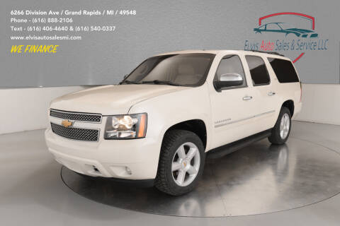 2011 Chevrolet Suburban for sale at Elvis Auto Sales LLC in Grand Rapids MI