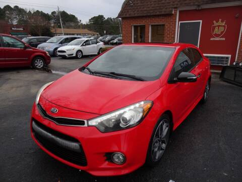 2015 Kia Forte Koup for sale at AP Automotive in Cary NC
