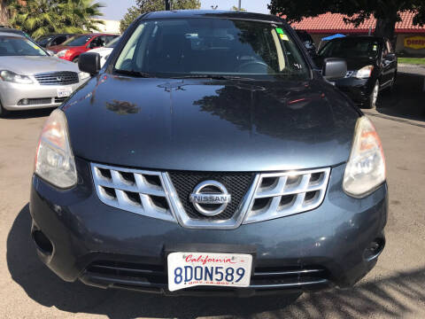 2012 Nissan Rogue for sale at EXPRESS CREDIT MOTORS in San Jose CA