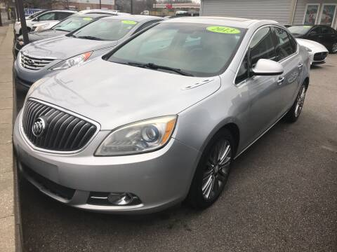 2013 Buick Verano for sale at Capital Auto Sales in Providence RI