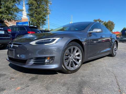 2017 Tesla Model S for sale at iDeal Auto in Raleigh NC
