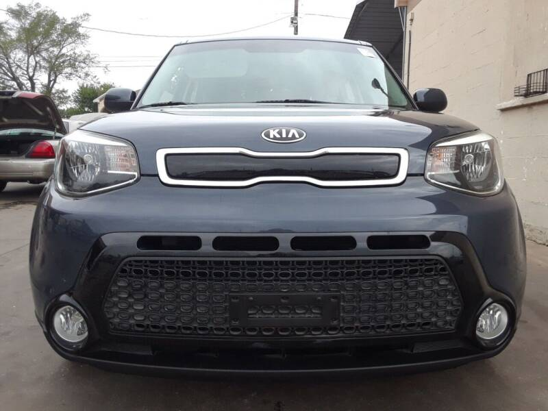 2016 Kia Soul for sale at Auto Haus Imports in Grand Prairie TX