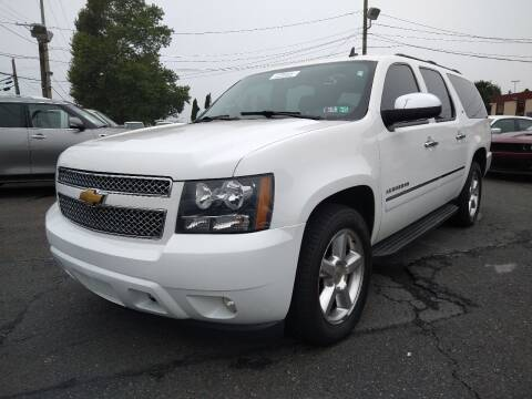 2013 Chevrolet Suburban for sale at P J McCafferty Inc in Langhorne PA
