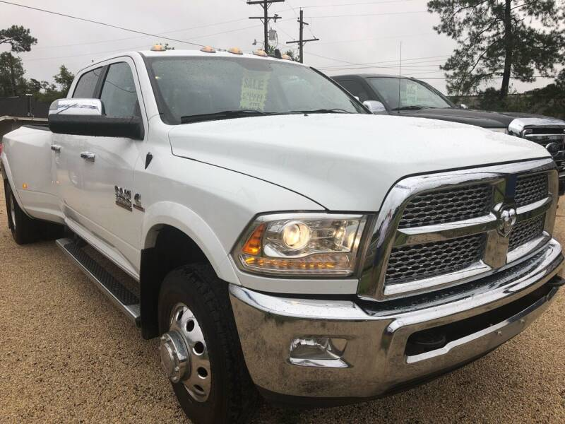 2015 RAM Ram Pickup 3500 for sale at Lumberton Auto World LLC in Lumberton TX