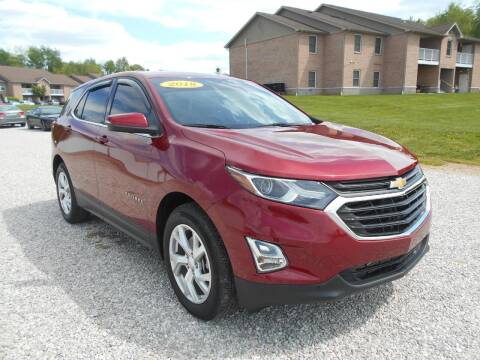 2018 Chevrolet Equinox for sale at BABCOCK MOTORS INC in Orleans IN