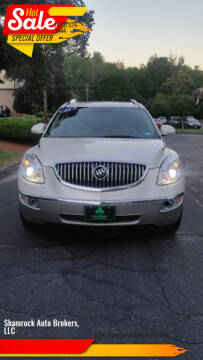 2011 Buick Enclave for sale at Shamrock Auto Brokers, LLC in Belmont NH