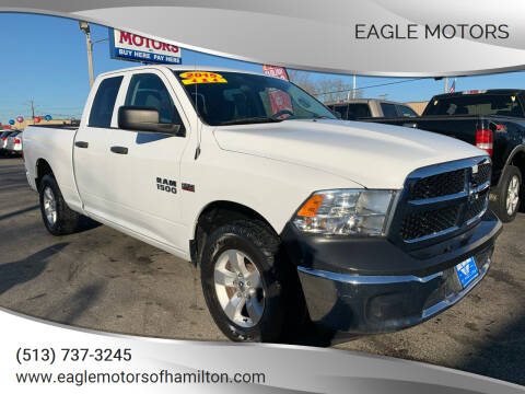 2015 RAM Ram Pickup 1500 for sale at Eagle Motors in Hamilton OH
