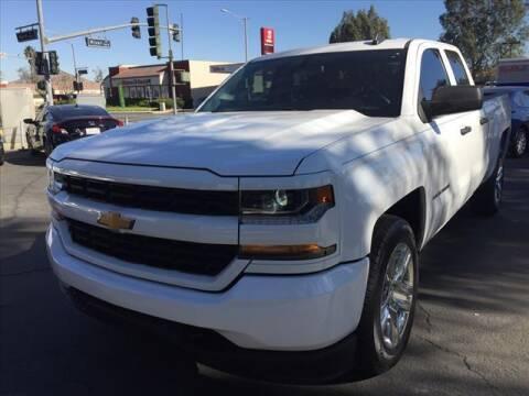 2018 Chevrolet Silverado 1500 for sale at Corona Auto Wholesale in Corona CA