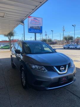 2016 Nissan Rogue for sale at Magic Auto Sales in Dallas TX