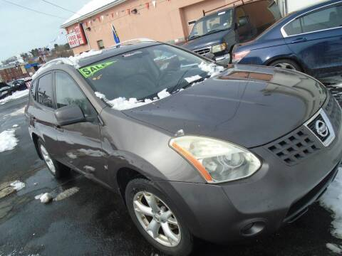 2009 Nissan Rogue for sale at Broadway Auto Services in New Britain CT