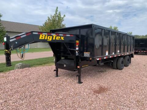 2022 Big Tex 25DU-20 Dump Box #2905