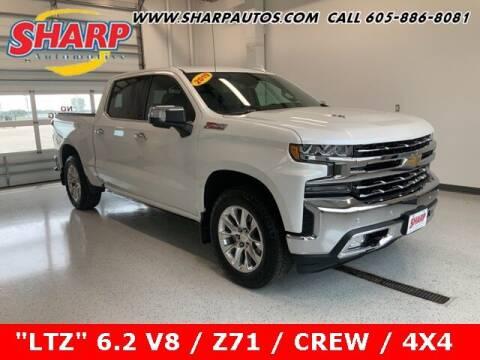2019 Chevrolet Silverado 1500 for sale at Sharp Automotive in Watertown SD